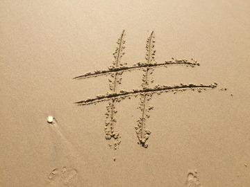 Hashtag blog image