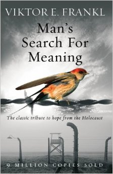 Man's Search for Meaning by Viktor E. Frankl - front cover image